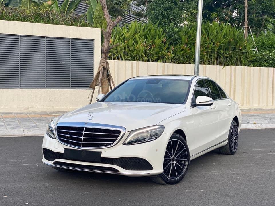 Bán Mercedes C200 Exclusive sx 2019 (1)