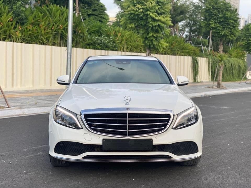 Bán Mercedes C200 Exclusive sx 2019 (2)