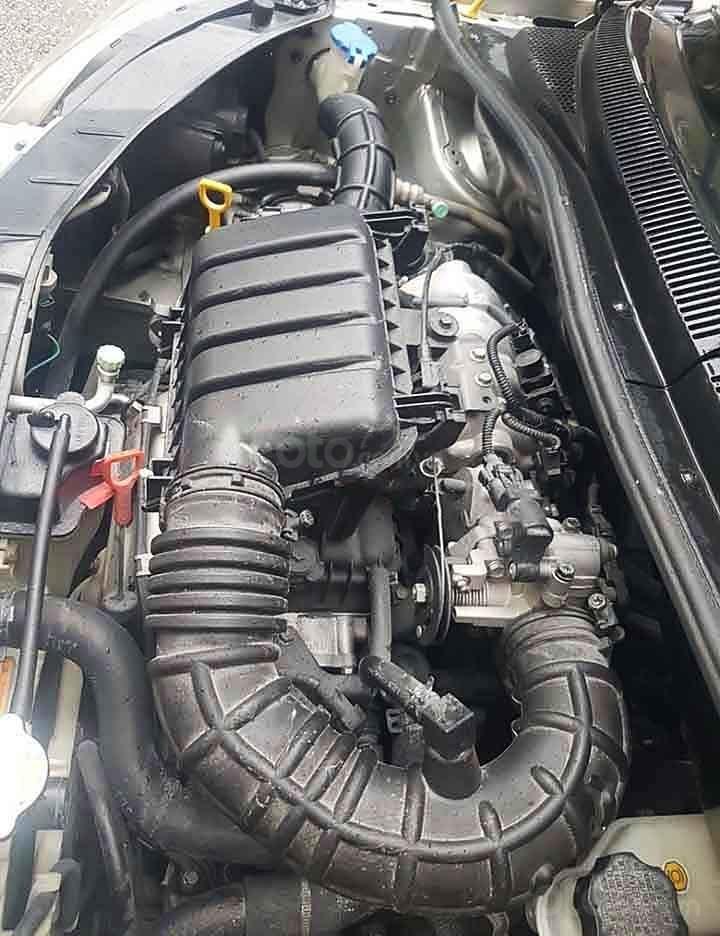 Cần bán Kia Morning Van đời 2011, màu bạc, nhập khẩu  (5)