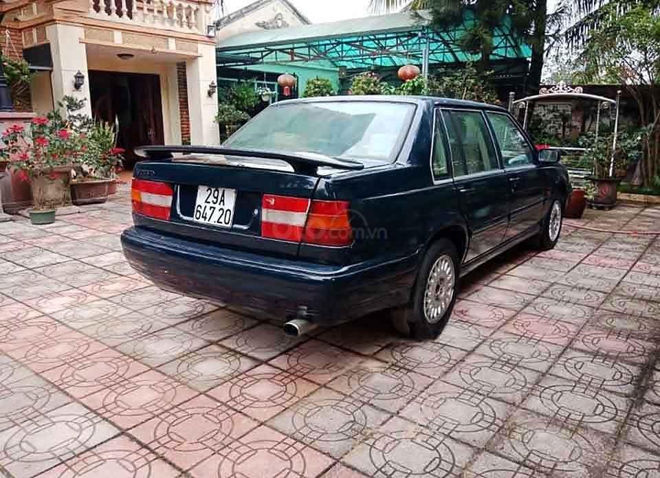 Cần bán xe Volvo 940 năm sản xuất 1994, màu đen, nhập khẩu nguyên chiếc xe gia đình, giá tốt (5)