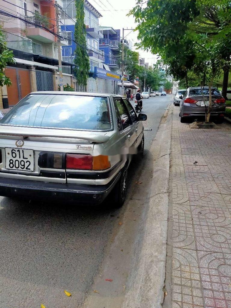 Bán Toyota Corona đời 2000, màu bạc, nhập khẩu nguyên chiếc (3)