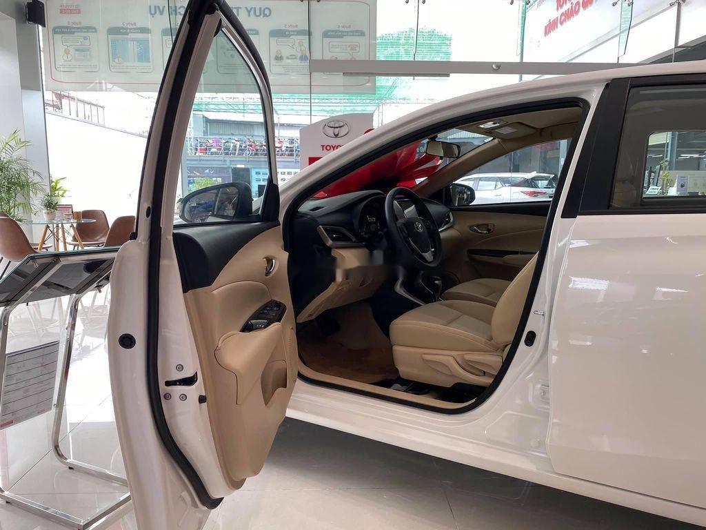 Bán ô tô Toyota Vios đời 2020, màu trắng, giá 455tr (4)