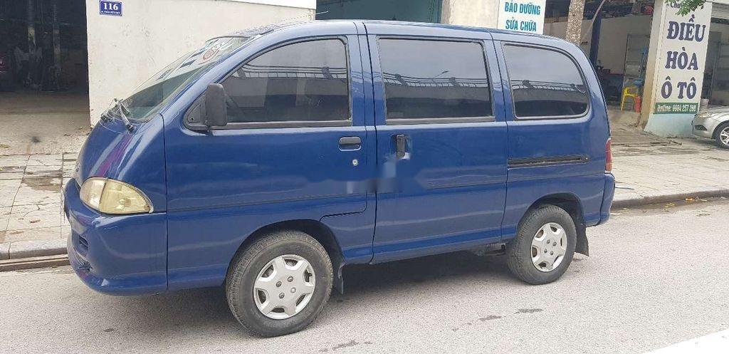 Cần bán xe Daihatsu Citivan năm 2000, màu xanh lam, xe nhập giá cạnh tranh (6)