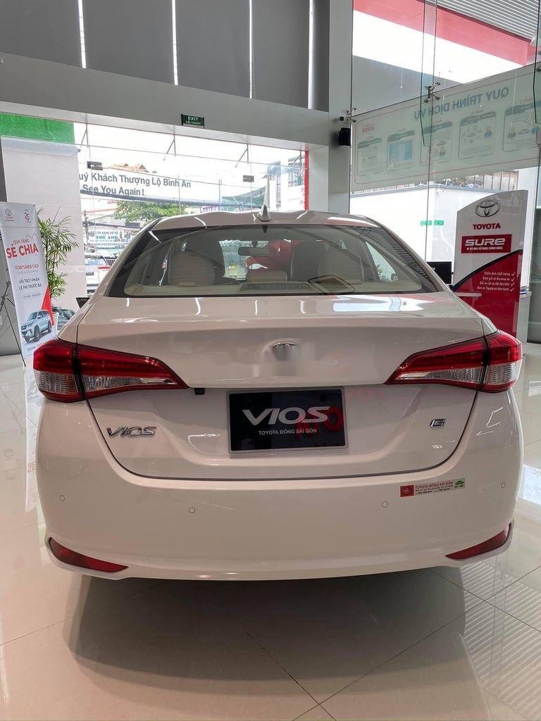 Bán ô tô Toyota Vios đời 2020, màu trắng, giá 455tr (9)
