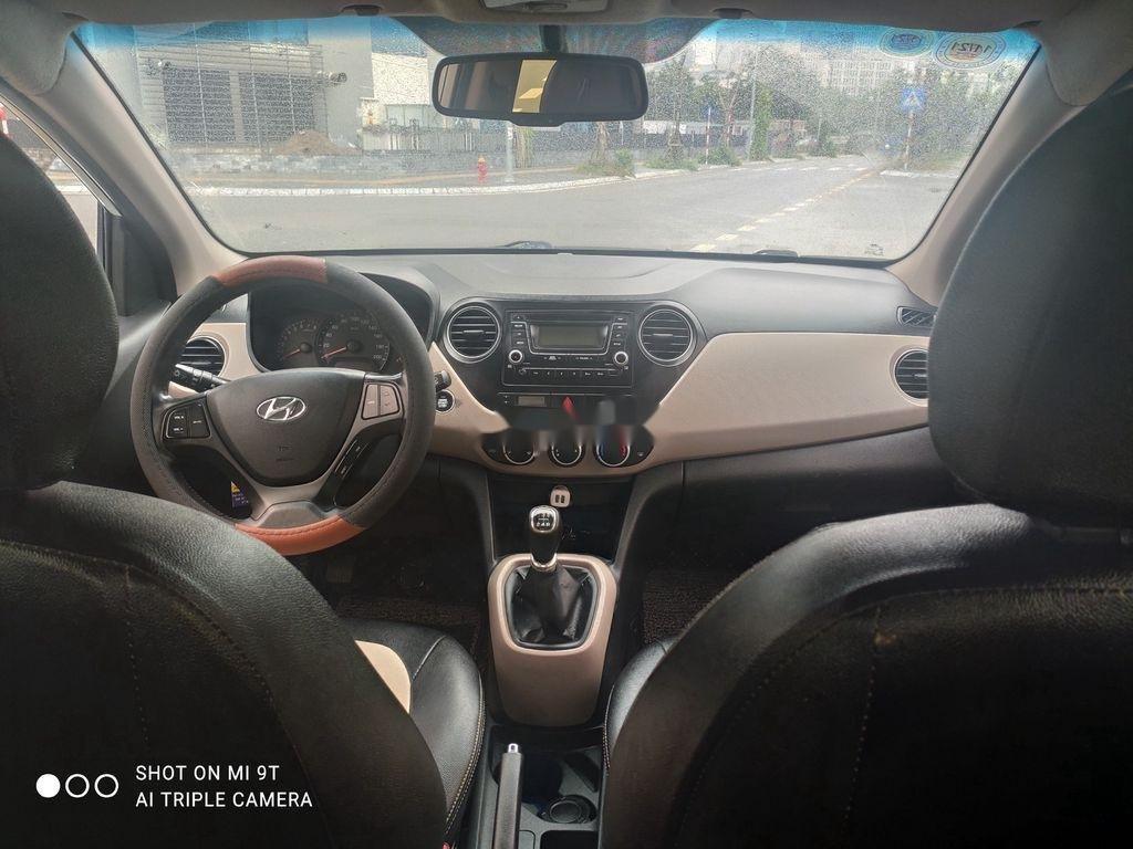 Bán Hyundai Grand i10 năm sản xuất 2015, xe nhập còn mới giá cạnh tranh (4)