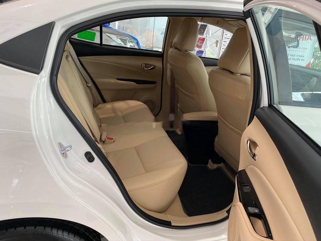 Bán ô tô Toyota Vios đời 2020, màu trắng, giá 455tr (6)