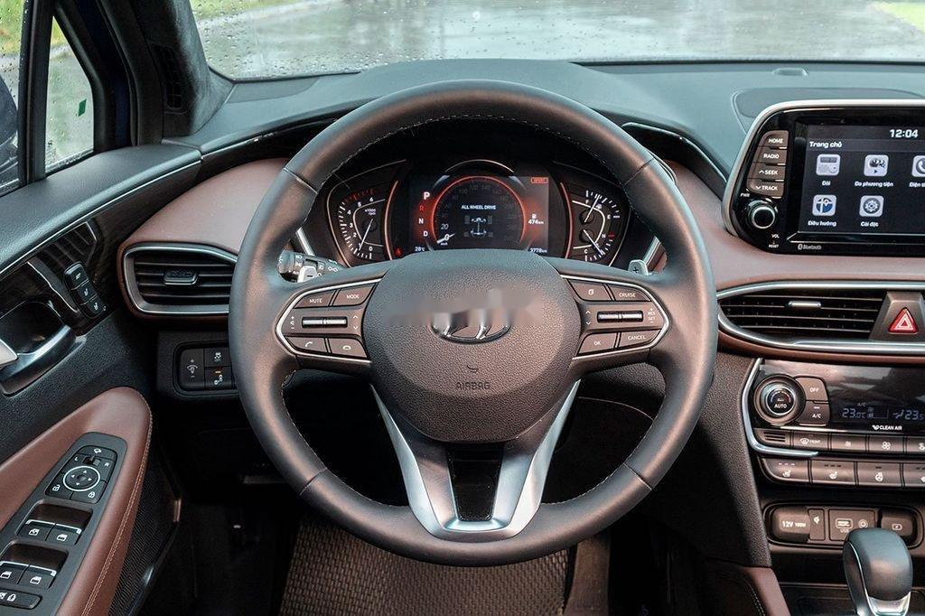 Cần bán xe Hyundai Santa Fe năm 2020, màu trắng (2)