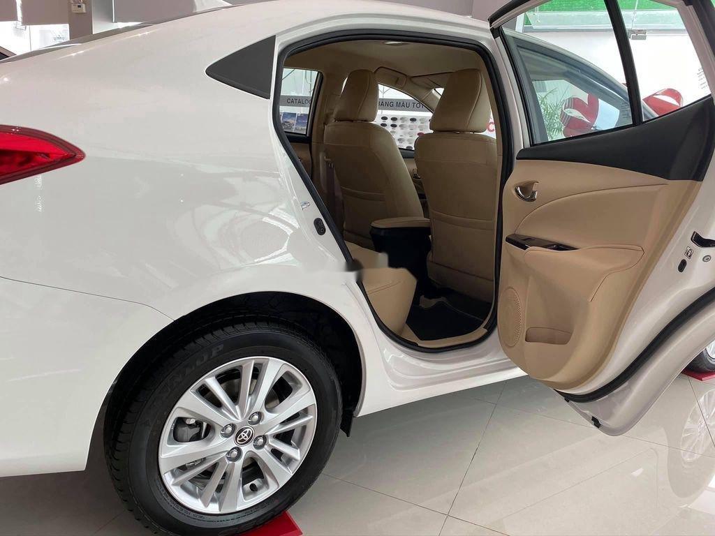 Bán ô tô Toyota Vios đời 2020, màu trắng, giá 455tr (7)