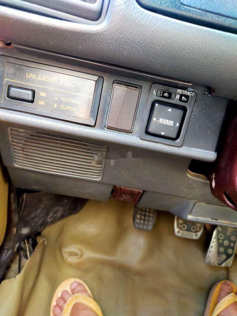 Bán Toyota Corona đời 2000, màu bạc, nhập khẩu nguyên chiếc (6)