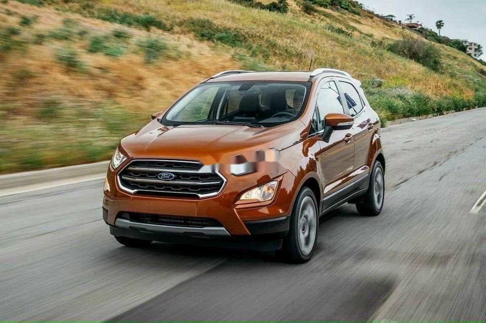 Bán ô tô Ford EcoSport đời 2021, màu cam, mới hoàn toàn (1)