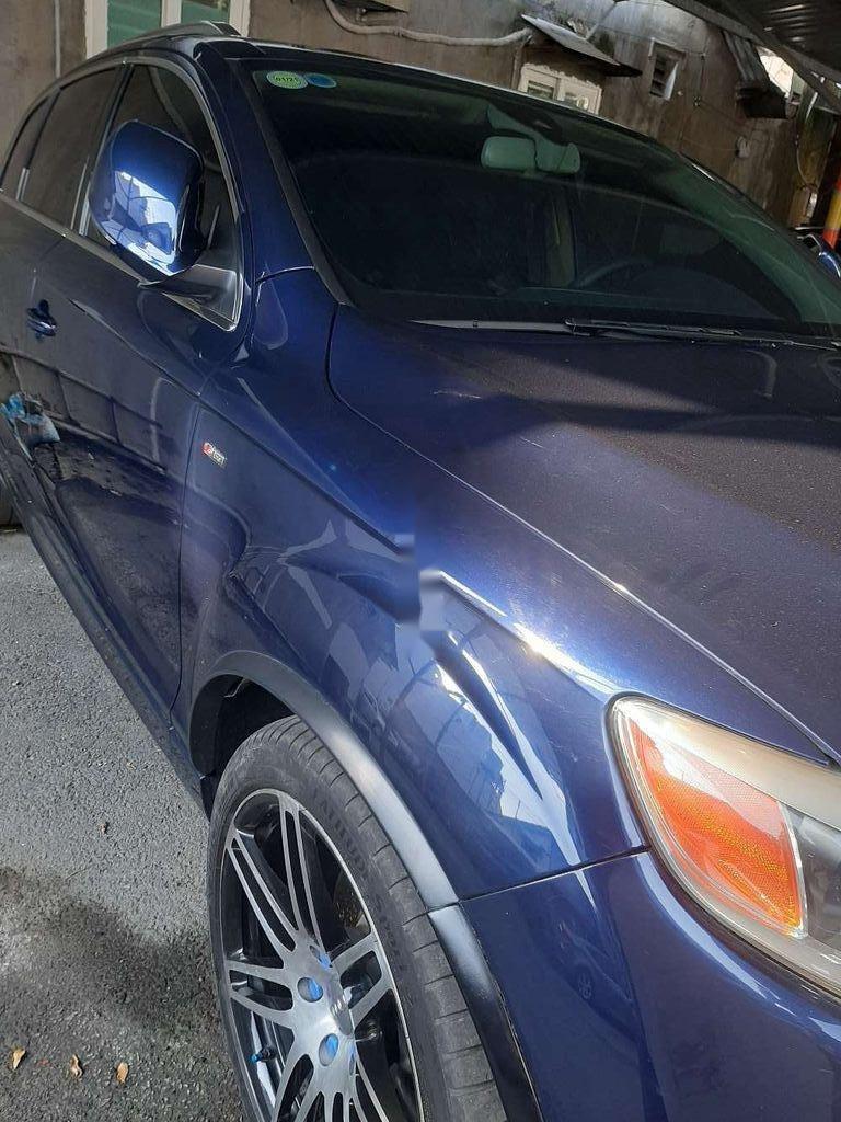 Bán xe Audi Q7 sản xuất 2008, màu xanh lam, nhập khẩu   (1)