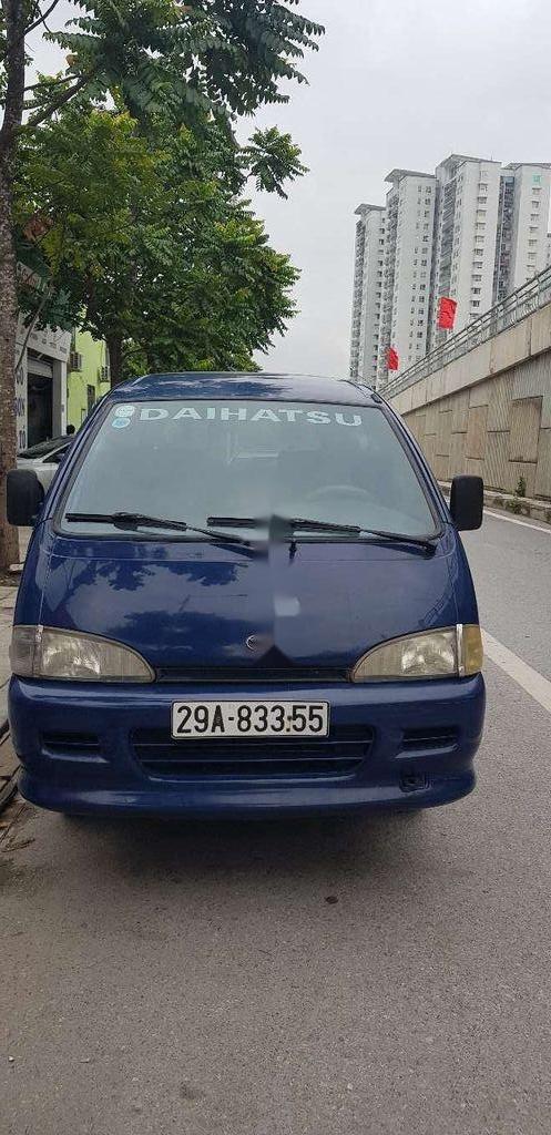 Cần bán xe Daihatsu Citivan năm 2000, màu xanh lam, xe nhập giá cạnh tranh (2)
