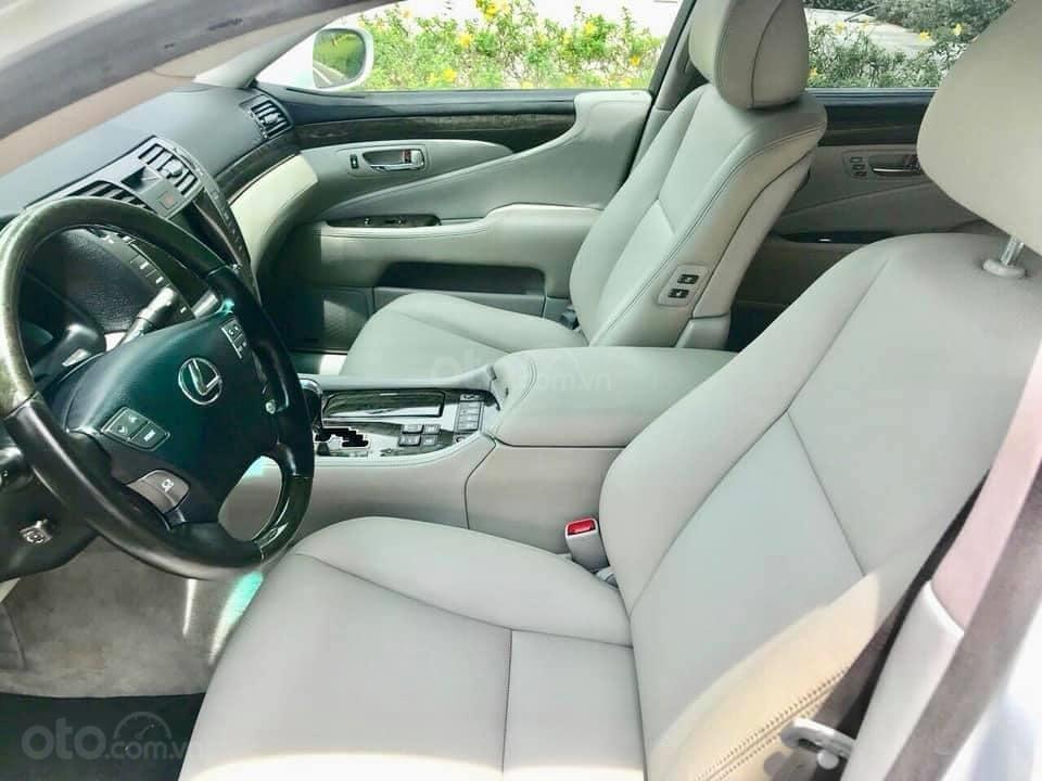 Cần bán xe Lexus LS 460L xe đăng ký 2009, SX 2007, giá 980tr (4)