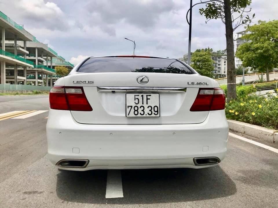Cần bán xe Lexus LS 460L xe đăng ký 2009, SX 2007, giá 980tr (1)