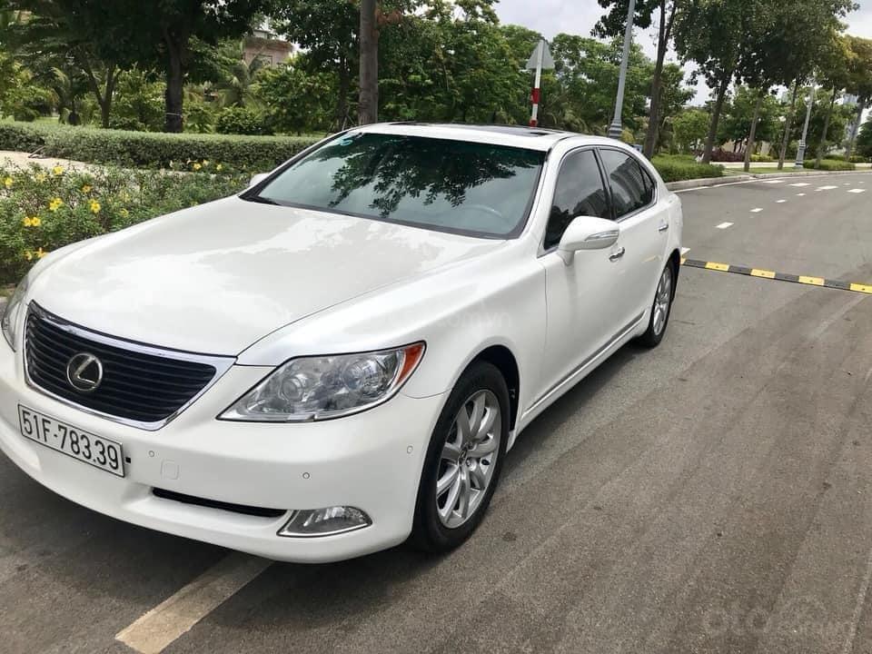 Cần bán xe Lexus LS 460L xe đăng ký 2009, SX 2007, giá 980tr (2)
