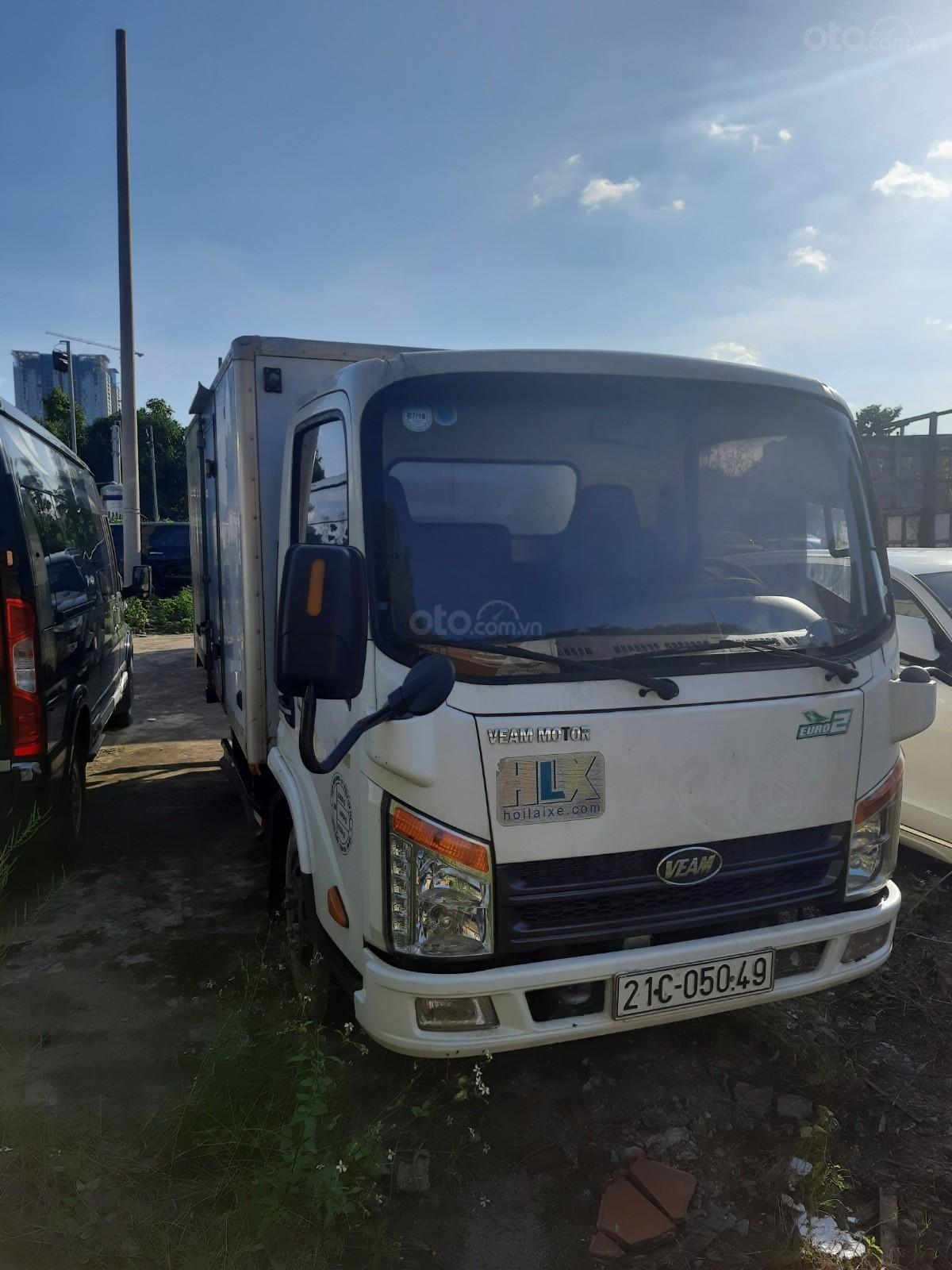 Ngân hàng phát mại tài sản xe ô tô Veam VT150TK (2)