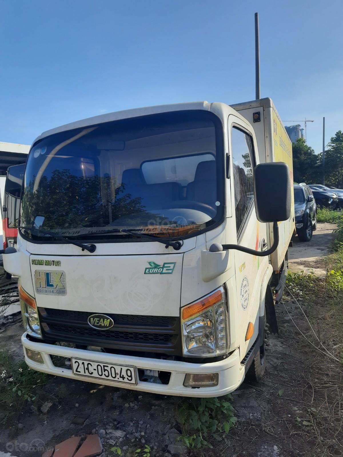 Ngân hàng phát mại tài sản xe ô tô Veam VT150TK (1)