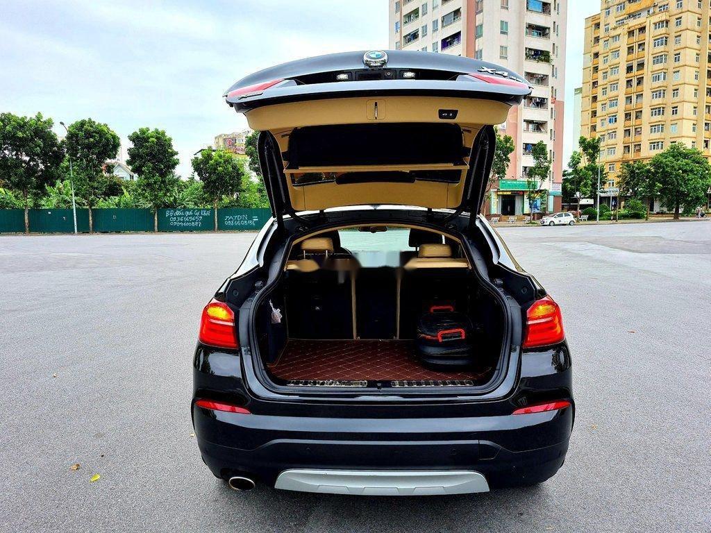 Bán BMW X4 đời 2016, màu đen, nhập khẩu, siêu lướt biển HN đẹp (2)