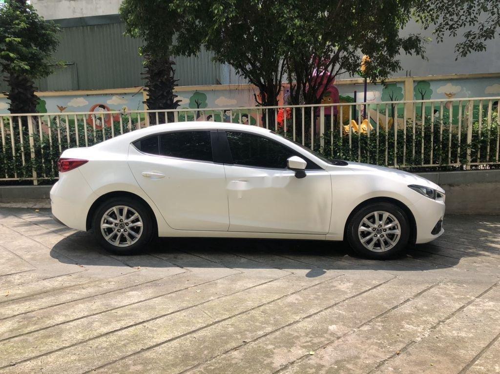 Bán Mazda 3 sản xuất 2016, màu trắng như mới, giá 515tr (3)