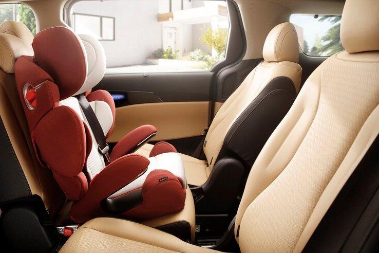 Đánh giá xe Kia Sedona 2021 về không gian ghế ngồi - Ảnh 1.