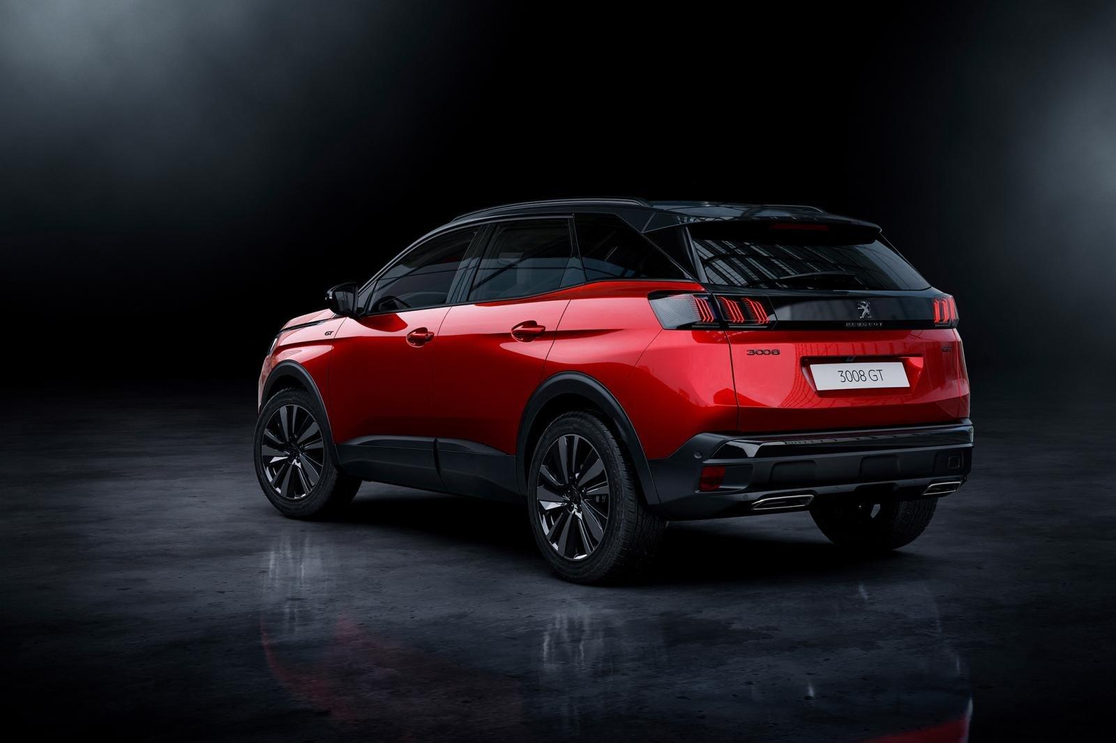 Đánh giá xe Peugeot 3008 2021 về thiết kế thân xe - Ảnh 1.