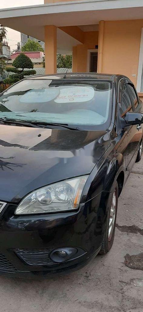 Nhà bán Ford Focus 2009, màu đen (1)