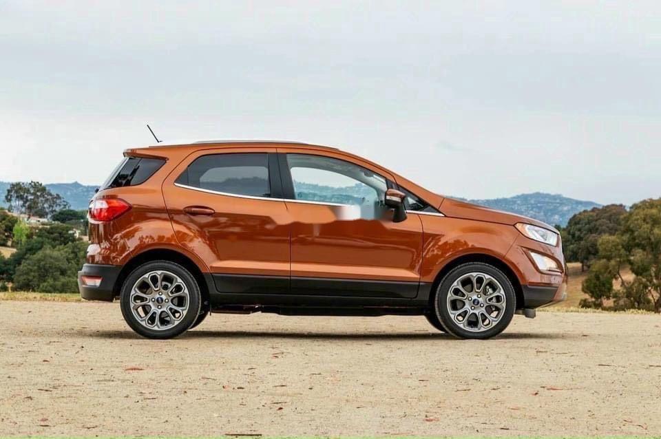 Bán ô tô Ford EcoSport đời 2021, màu cam, mới hoàn toàn (2)