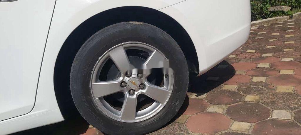 Bán xe Chevrolet Cruze sản xuất năm 2014, màu trắng (3)