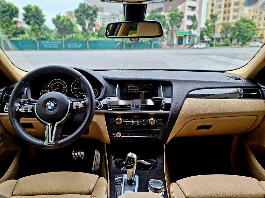 Bán BMW X4 đời 2016, màu đen, nhập khẩu, siêu lướt biển HN đẹp (9)