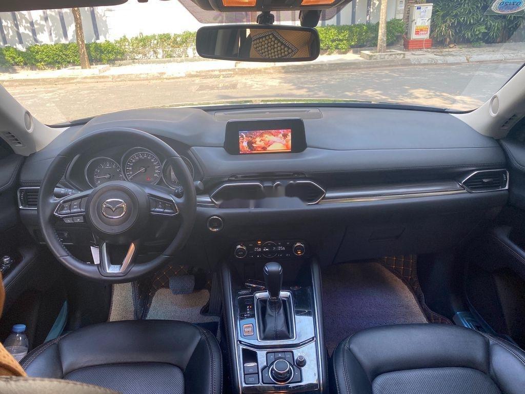 Bán xe Mazda CX 5 2019, màu xanh lam  (10)