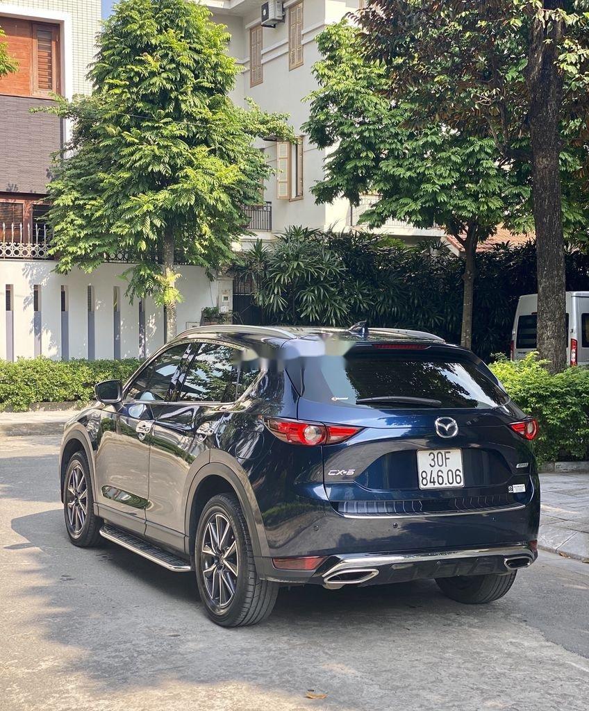 Bán xe Mazda CX 5 2019, màu xanh lam  (2)