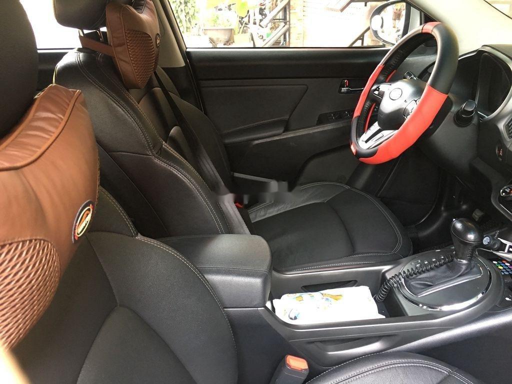 Bán xe Kia Sportage đời 2011, màu bạc, nhập khẩu   (5)