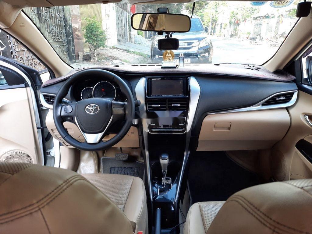 Cần bán xe Toyota Vios năm 2018, màu trắng (5)