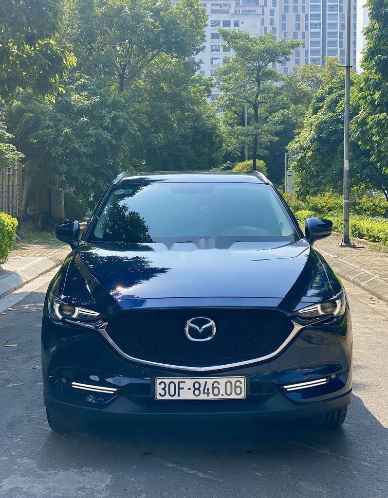 Bán xe Mazda CX 5 2019, màu xanh lam  (6)