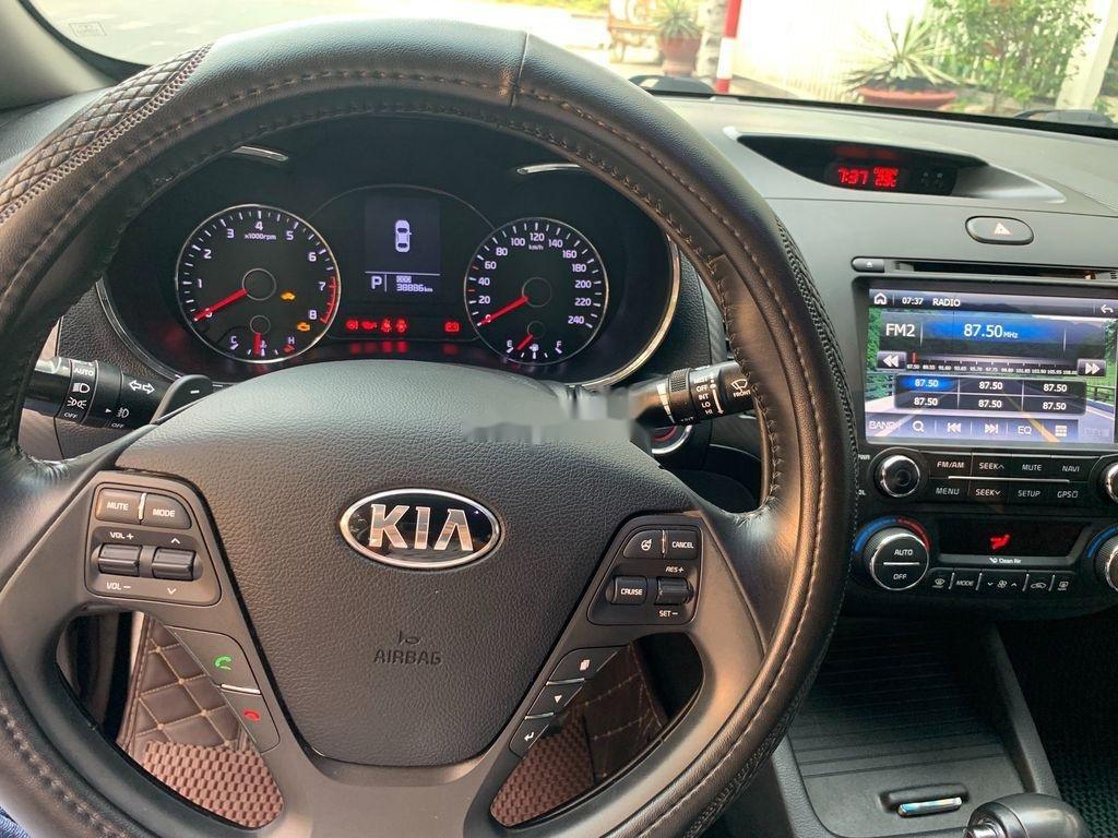 Bán xe Kia K3 đời 2014, màu nâu, nhập khẩu   (7)