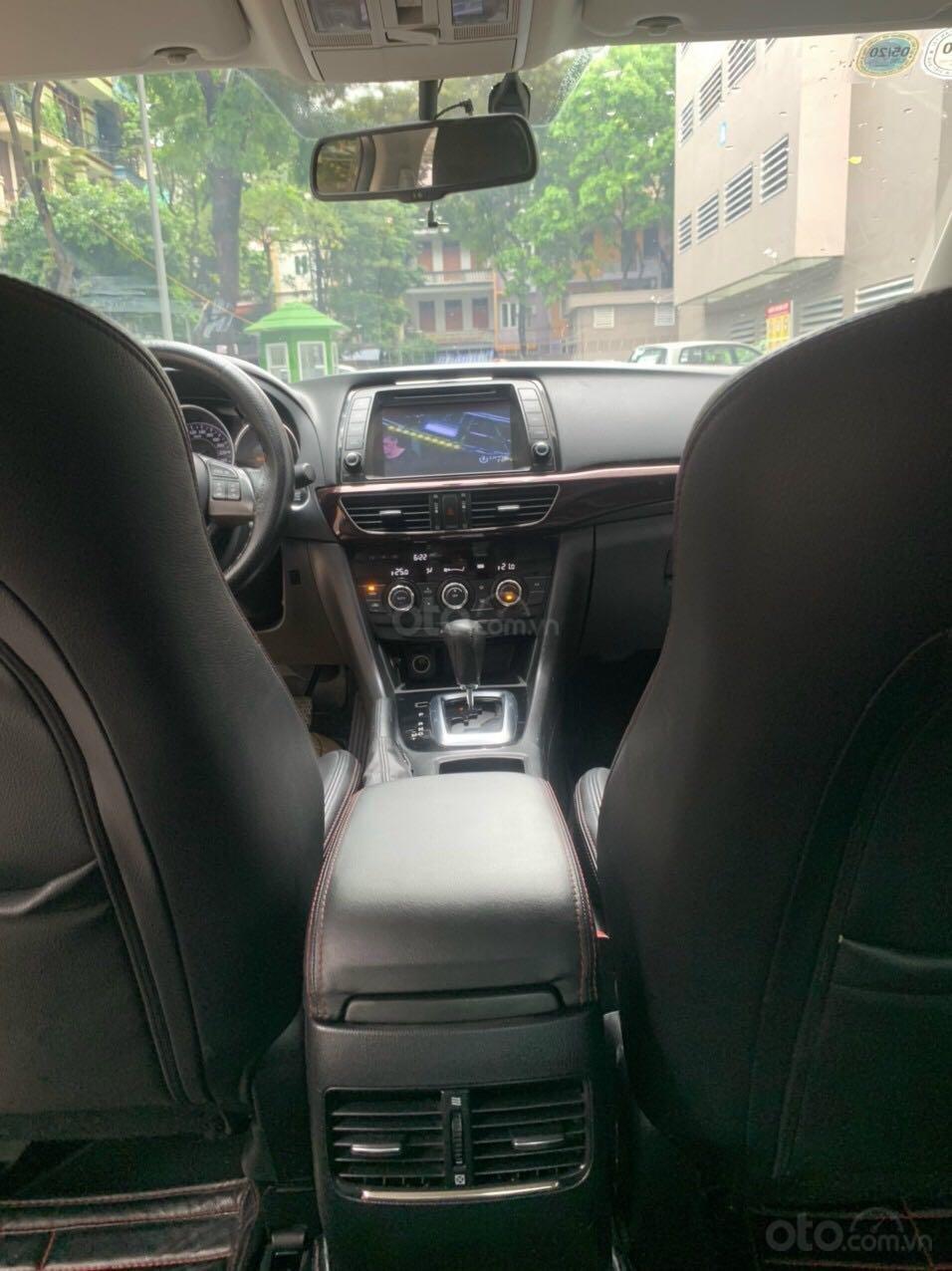 Cần bán Mazda 6 Premium SX 2016 AT, màu trắng, máy nguyên, tư nhân chính chủ (10)