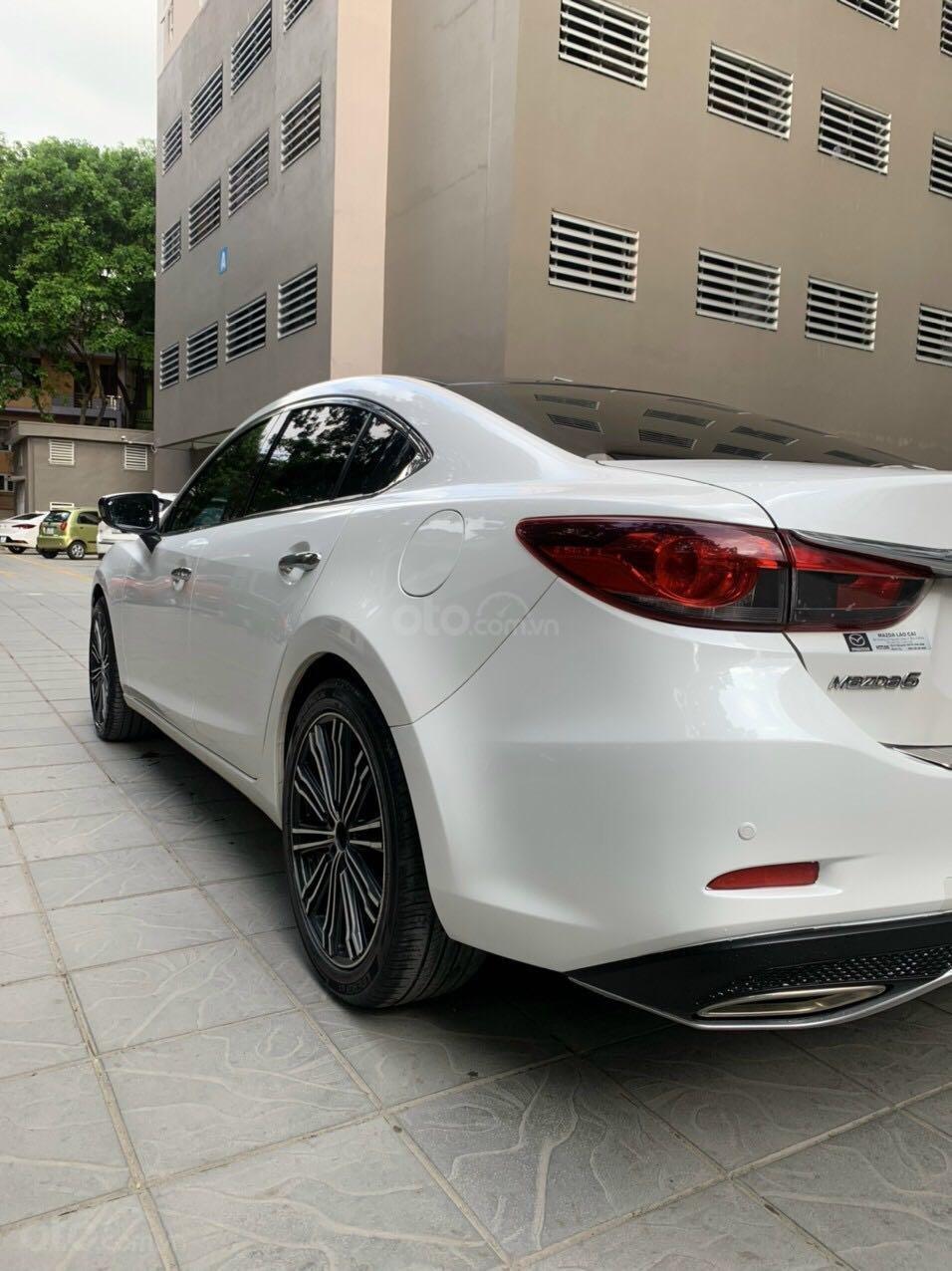 Cần bán Mazda 6 Premium SX 2016 AT, màu trắng, máy nguyên, tư nhân chính chủ (5)