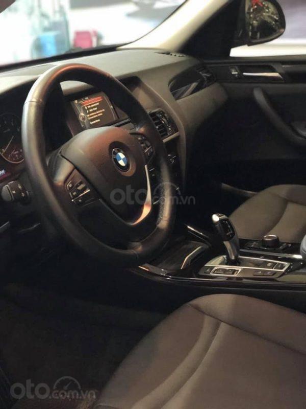 BMW X3 sản xuất năm 2015,màu đỏ (8)