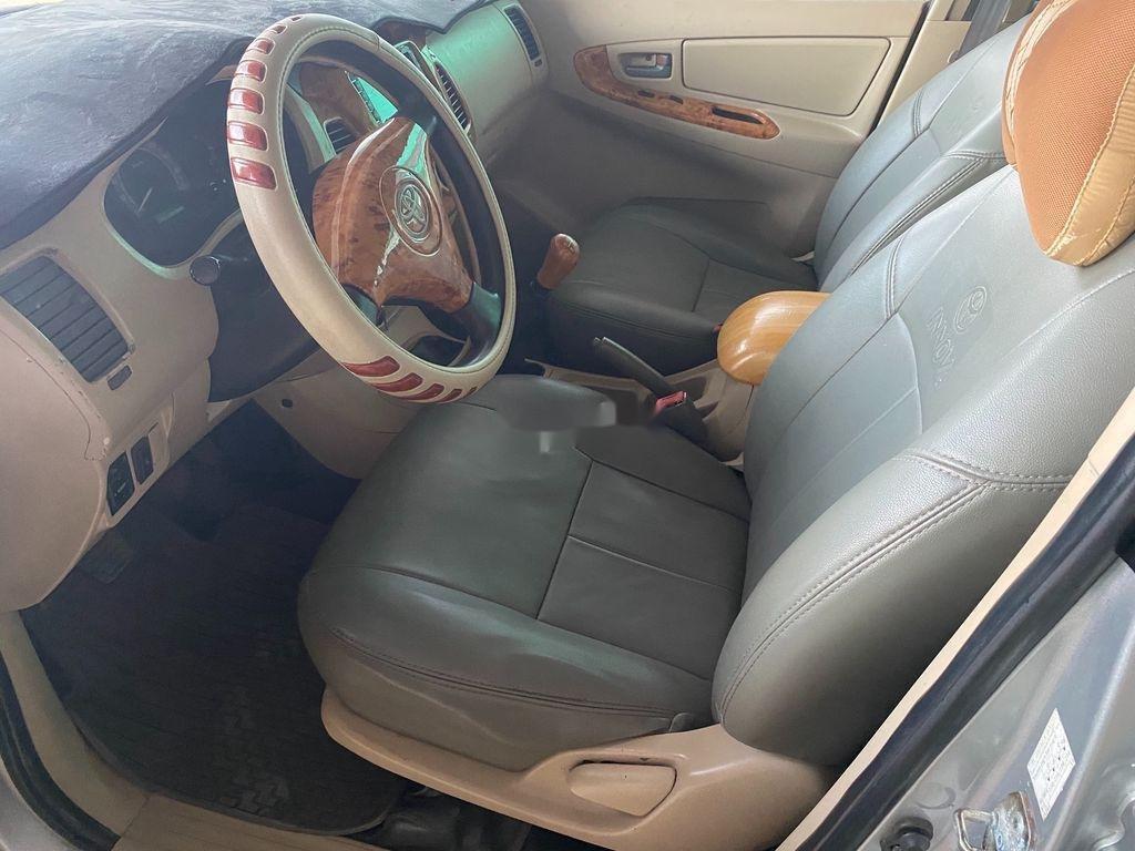 Bán ô tô Toyota Innova năm sản xuất 2006, màu bạc số sàn, giá chỉ 189 triệu (5)