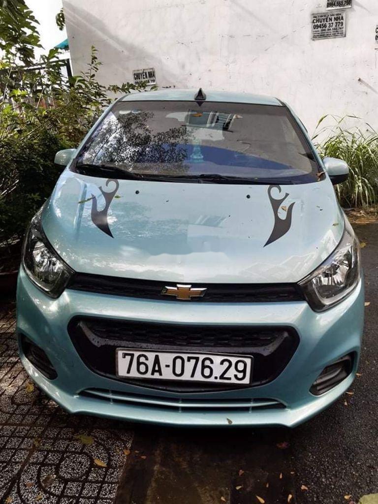 Cần bán lại xe Chevrolet Spark năm 2018 còn mới (1)