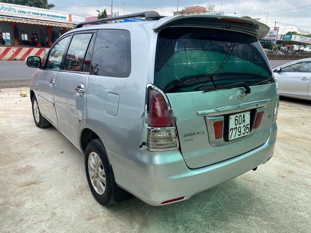 Bán ô tô Toyota Innova năm sản xuất 2006, màu bạc số sàn, giá chỉ 189 triệu (4)