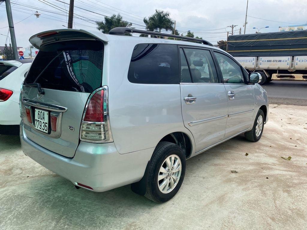 Bán ô tô Toyota Innova năm sản xuất 2006, màu bạc số sàn, giá chỉ 189 triệu (3)