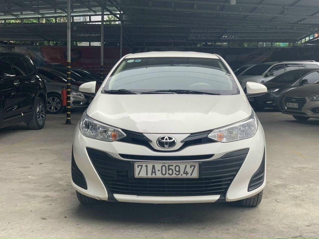 Cần bán Toyota Vios năm 2018 còn mới, 415tr (2)