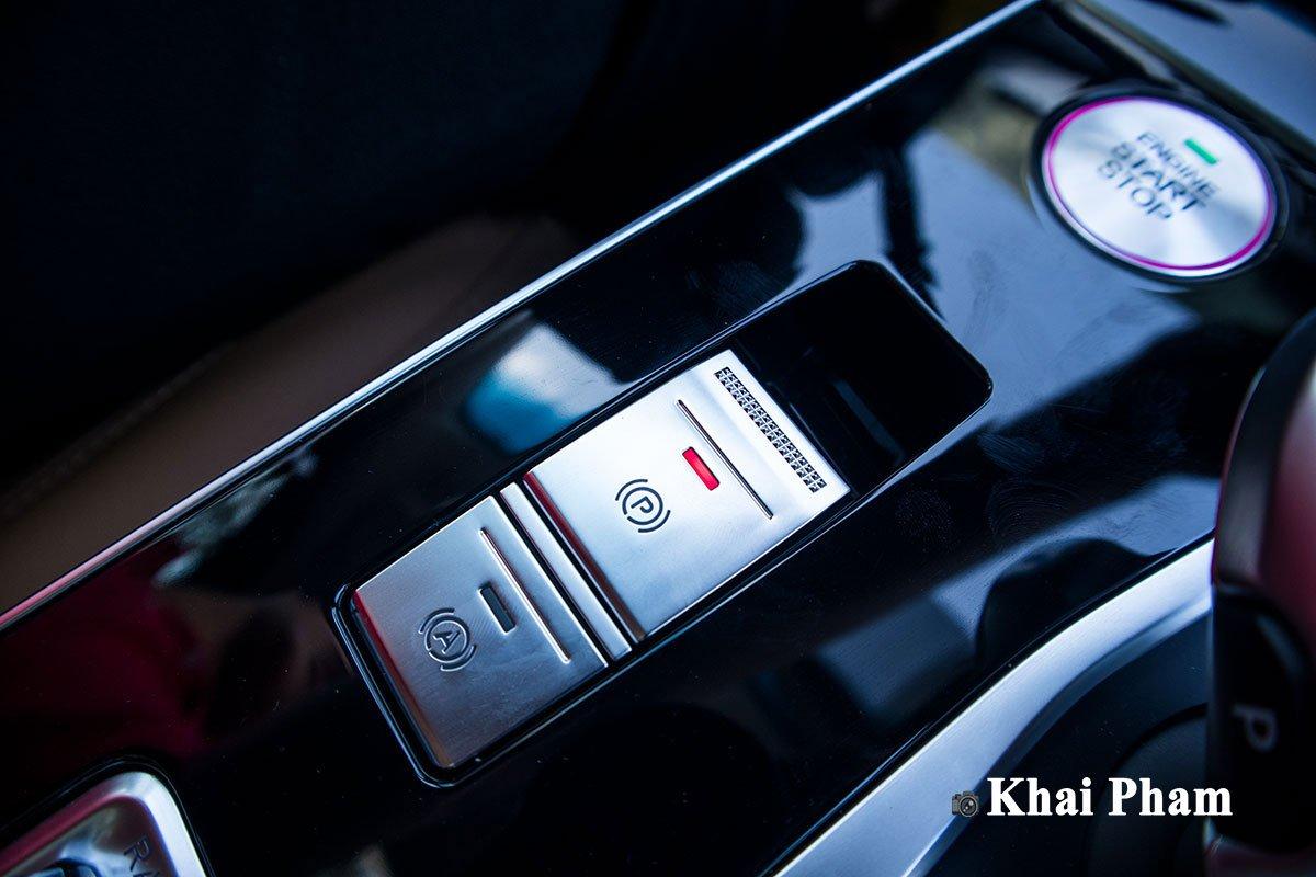 Ảnh Phanh tay điện tử xe Baic Beijing X7 2020