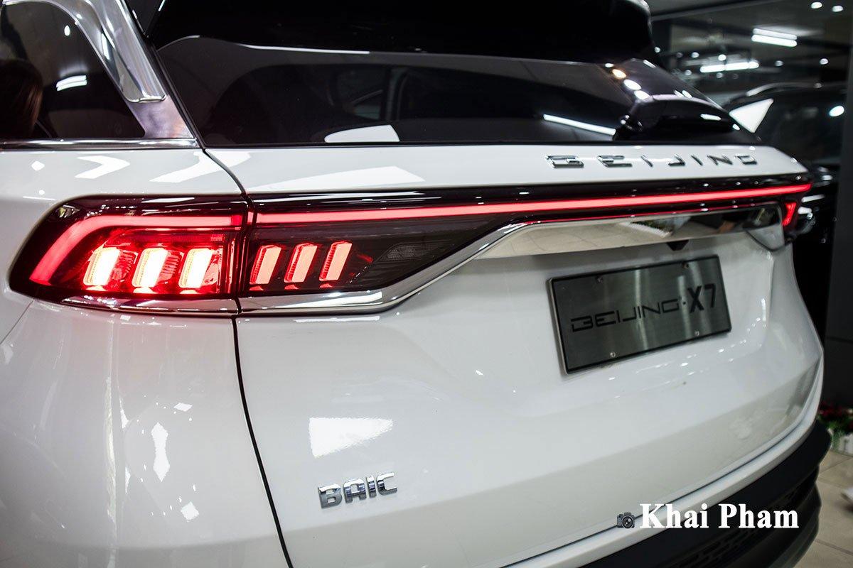 Ảnh Đèn hậu sáng xe Baic Beijing X7 2020