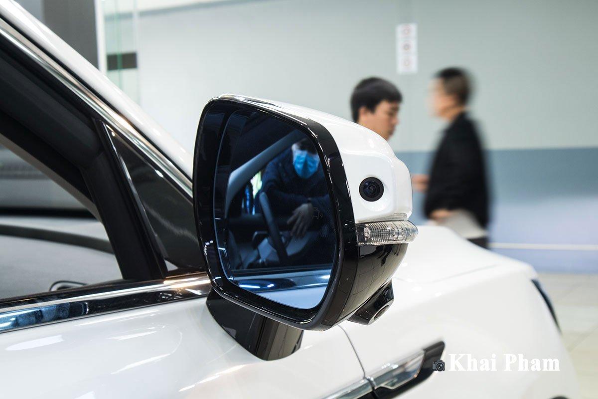 Ảnh Gương xe Baic Beijing X7 2020