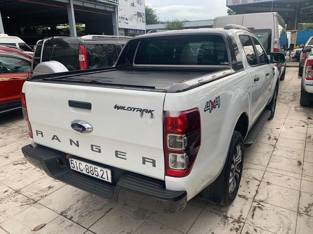 Bán Ford Ranger Wildtrak 3.2 đời 2016, đăng kí 3/2017, màu trắng, nhập khẩu  (5)