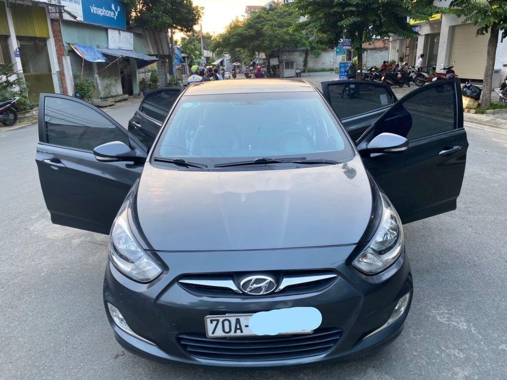Bán xe Hyundai Accent năm sản xuất 2011, xe nhập số tự động (1)