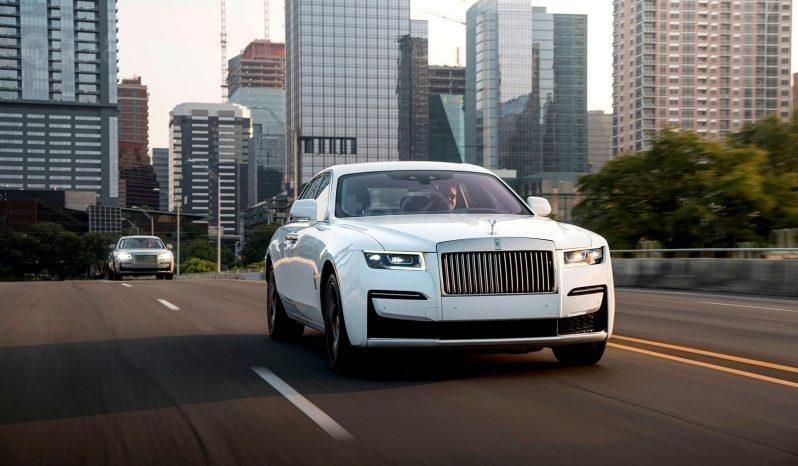 Bán xe Rolls Royce Ghost model 2021, màu trắng (3)