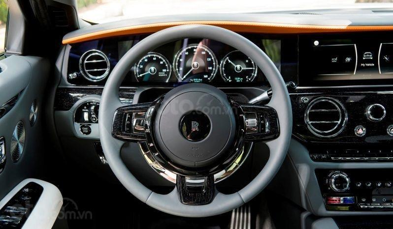 Bán xe Rolls Royce Ghost model 2021, màu trắng (6)